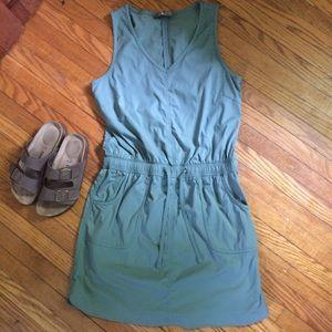 North Face Green Aphrodite Dress